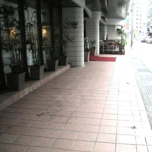 駐車場【ホテル正面】