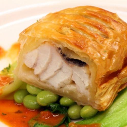 メイン料理一例(お魚)