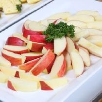 青森の味を堪能♪「津軽の朝まんまバイキング」 たっぷりのリンゴを朝食で!