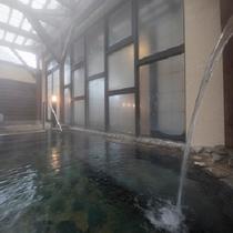 満天の風呂 開放的な露天風呂(昼景)※2018年4月リニューアル!