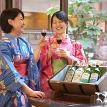 【お楽しみ】地元ワインの試飲サービスで旅の疲れも吹っ飛ぶ♪赤湯ならではの味わいを体験