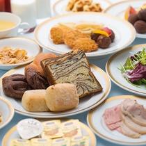 『ポモドーロ』朝食バイキング