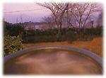 富士山、漁火夜景が眺められる露天風呂