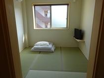 4畳半タイプの居室