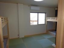 9畳タイプの居室