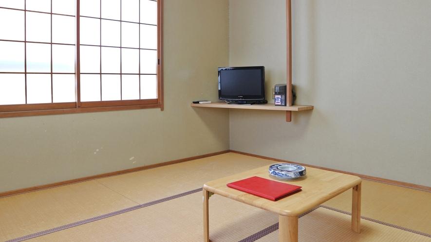 *【和室8畳】足を伸ばしてお寛ぎいただける心地よい和室。