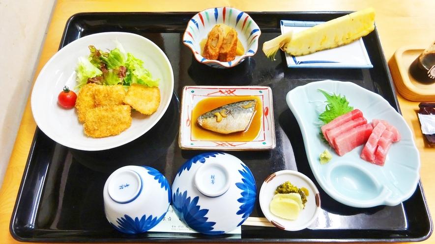 *【贅沢ビジネス夕食】低価格でもまぐろに一切妥協無し!