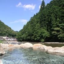 川湯みどりや露天風呂
