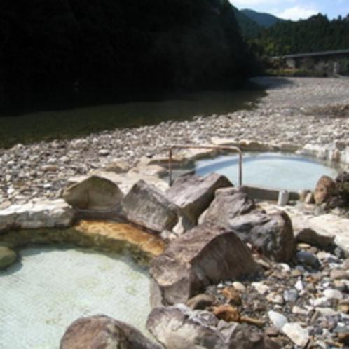 川湯きのくに露天風呂