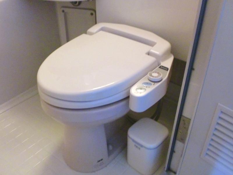 【浴室】シャワートイレ