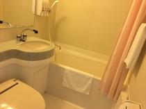 【浴室】ツインルームの浴室