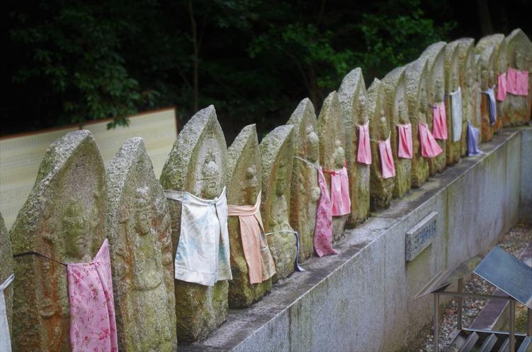 開龍寺の三十三観音菩薩