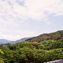 【客室】お部屋からの眺め ※イメージ