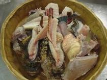 地魚のお鍋
