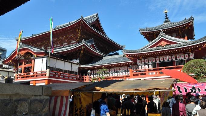 ◆【大須通商店街マップ付き】ぐるぐる名古屋・大須散策プラン(素泊り) 朝の軽食無料サービス