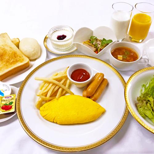 ◆朝食 洋食