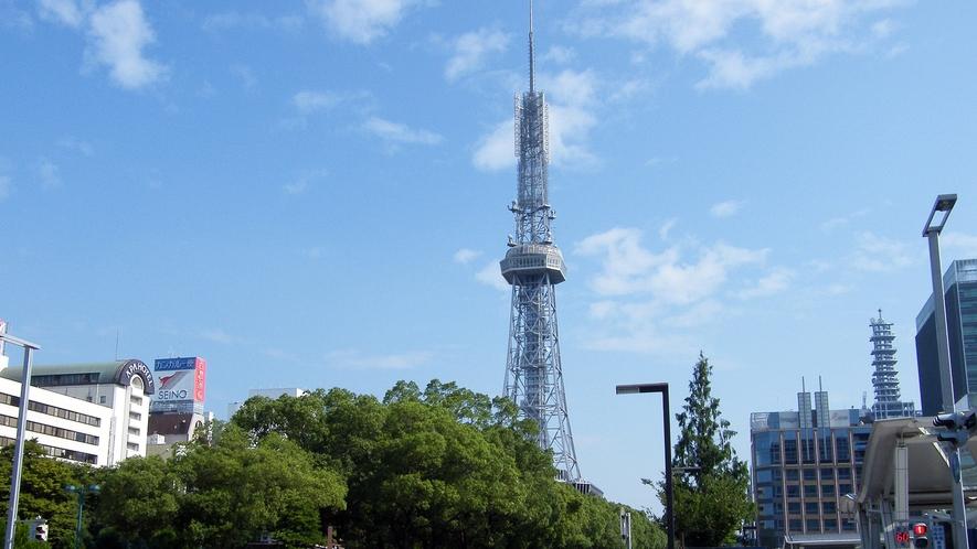 ◆名古屋テレビ塔