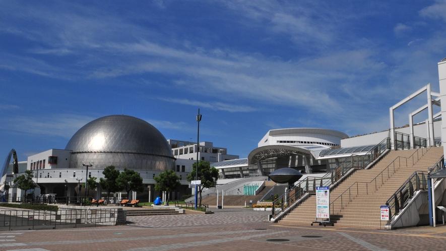 ◆名古屋港水族館 外観