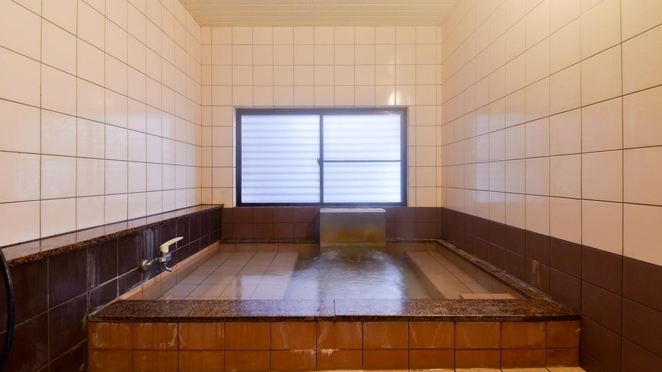 【*小浴場】1300年の歴史をもつ湯の山温泉。