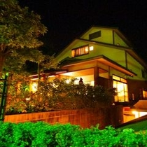 ◆本館夜外観 イメージ