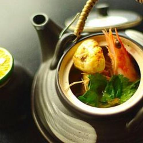 ◆松茸土瓶2