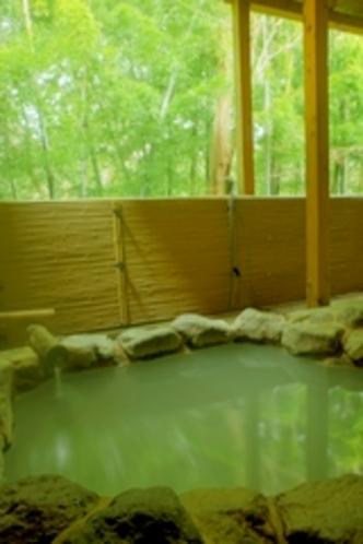 本館露天風呂