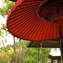 1009 野点傘