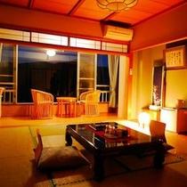 ◆夜さくら亭客室