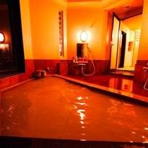 ◆貸切専用露天風呂の内湯