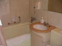 ユニットバスルームの一例