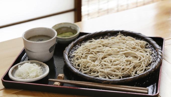 ◆蕎麦処なごみ  駒ヶ根満喫プラン【朝夕二食付】