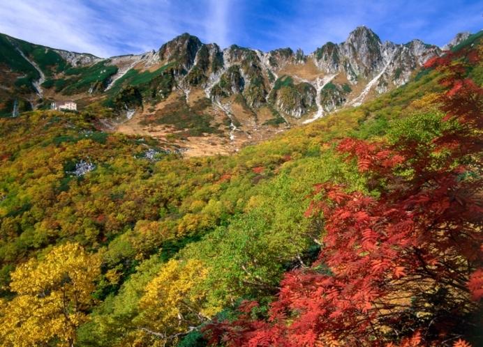 秋の千畳敷