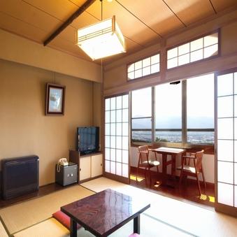 【別館3階】北アルプス一望/和室10畳◆禁煙