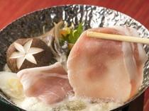 長野県産ブランド豚すき焼き