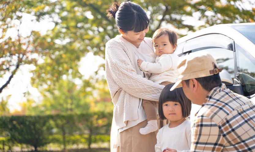 ご家族で楽しい時間をお過ごしください