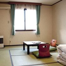 *本館和室8畳/お一人からでも利用できる寛ぎの和室