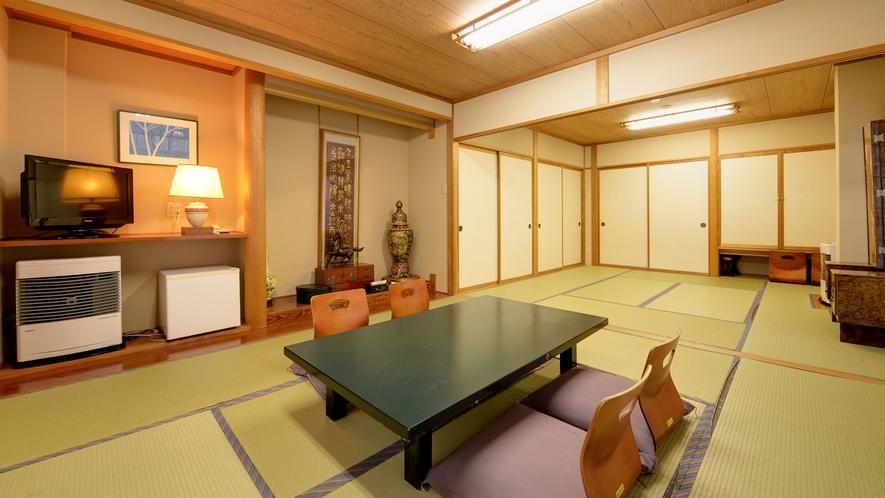 *【本館/2間和室】最大で8名までご利用できるお部屋です。