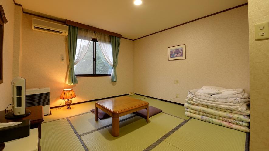 *【本館/和室8畳】おひとり様からでもご利用できます。