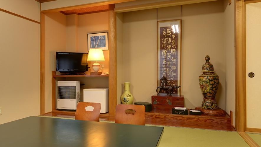 *【本館/2間和室】当館は全室禁煙となっております。