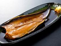 地魚一品[シタビラメ煮付け]