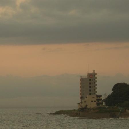 内海温泉 ホテル魚半日吉苑