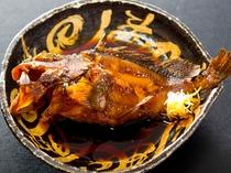 地魚一品[カサゴ煮付け]