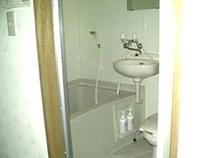 客室例3:バス・トイレット