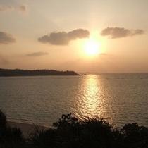 *海の景色