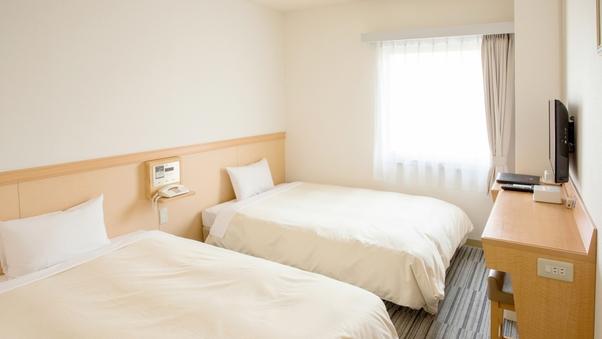 【ツイン】☆禁煙☆140cm&120cmサイズベッド