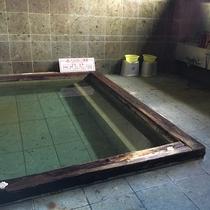 大浴場(ヘルストン温泉)