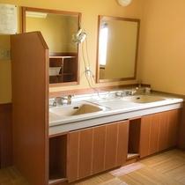 大浴場(脱衣室)