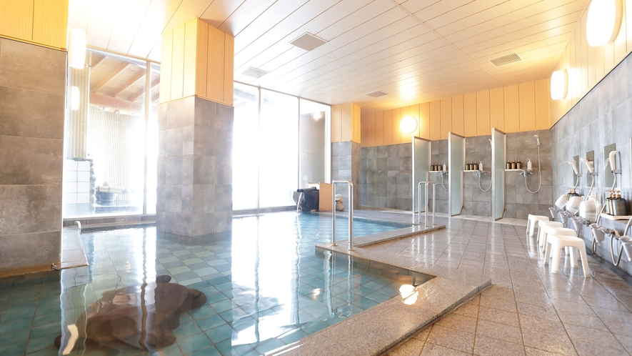 大浴場:内湯