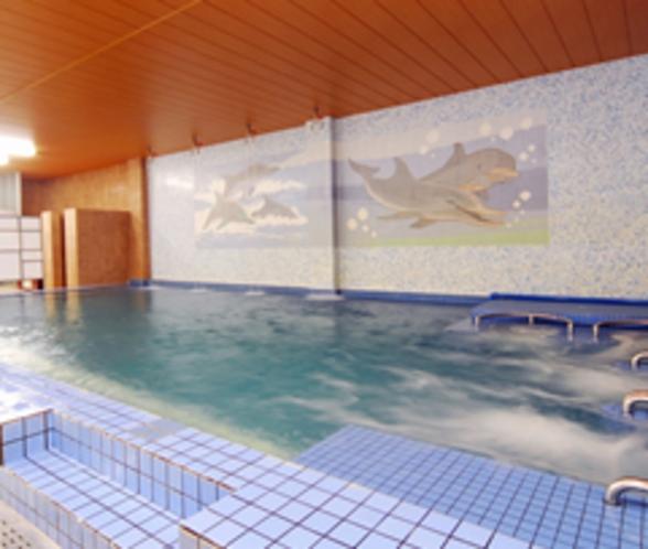プール風呂