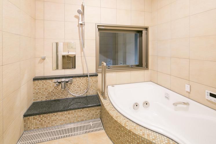 新館 風呂付トリプル(バスルーム 一例)